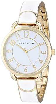 "Anne Klein Women's AK/1606WTGB ""Easy-to-Read"" Watch"