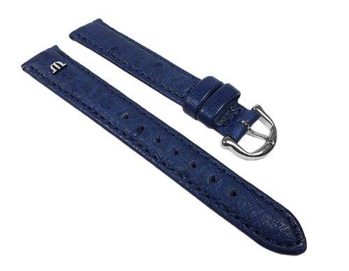 maurice-lacroix-bracelet-cuir-dautruche-band-bleu-22627s-largeur-du-bracelet19mm