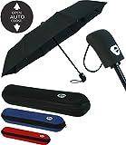 iX-brella first class - Regenschirm mit Etui - stabil groß sturmfest