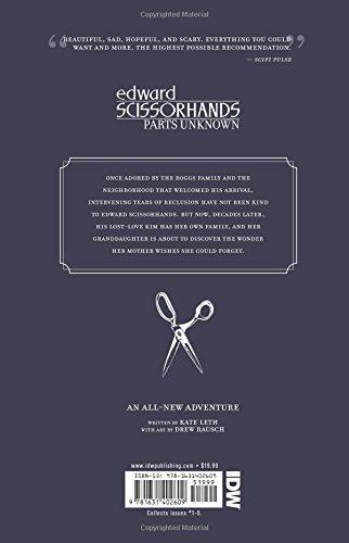 Edward Scissorhands Volume 1: Parts Unknown
