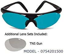 Bolle Performance Parole Sunglasses (Matte Black/T-Standard Lens Set (Competivision + TNS Gun))