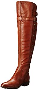 Sam Edelman Women's Pierce 2 Riding Boot, Whiskey, 8.5 M US