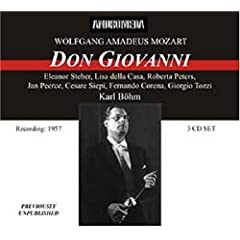 Mozart: Don Giovanni [UK-Import]
