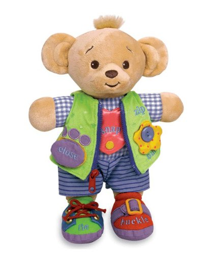 Learn to Dress Doll Bearemy Bear