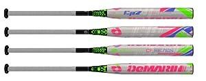 DeMarini CF7 -11 Fastpitch Baseball Bat by DeMarini