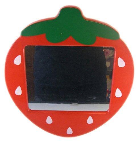 Strawberry Shortcake Mirror - Girl's Bedroom Mirror