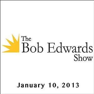 The Bob Edwards Show, Jon Krampner, Jonathan Richards, Tad Richards, and John Feinstein, January 10, 2013 Radio/TV Program