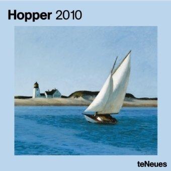 2010 Hopper Wall Calendar