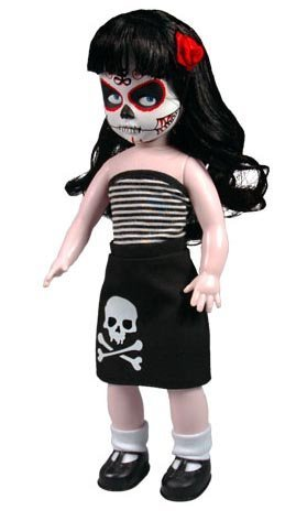 Picture of Mezco Living Dead Dolls Days of the Dead Series 20 Catrina Figure (B003ZIZD9C) (Mezco Action Figures)