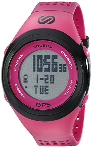 soleus-gps-fit-running-shorts-rose-pink-black