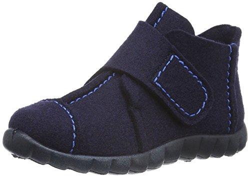 Superfit - HAPPY, sneakers foderate bambini e ragazzi, color Blu (OCEAN 80), talla 24