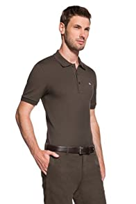 Club Short Sleeve Classic Stretch Pique Polo