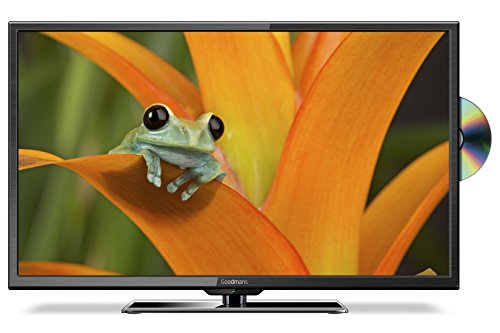 Goodmans G32H7F 32-inch Widescreen HD Ready LED TV with High Grade DVD Player and Freeview