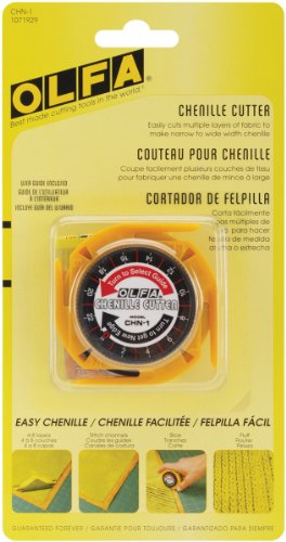 Olfa Chenille Cutter For Cutting Multi Layers