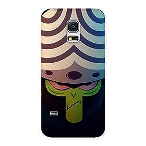Premier Moj Multicolor Back Case Cover for Galaxy S5 Mini