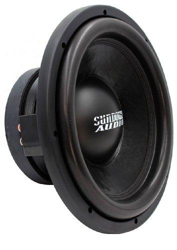 """Sd-2 12D2 - Sundown Audio 12"""" Dual 2-Ohm Subwoofer"""