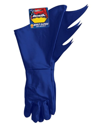 Batman Brave And The Bold Adult Costume Gauntlet Gloves