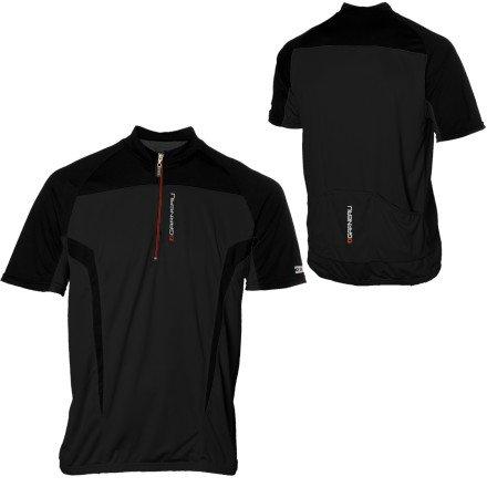 Buy Low Price Louis Garneau Men's Vancouver Cycling Jersey (B003PGQ6VS)