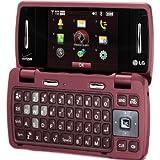 LG enV3 Cellular Phone Red - Verizon