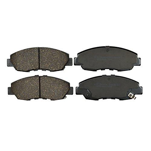 KFE Ultra Quiet Advanced KFE465-104 Premium Ceramic Front Brake Pad Set (95 Honda Accord Lx Brake compare prices)