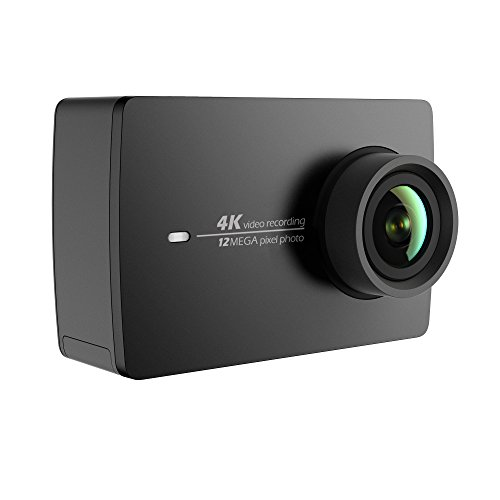 YI 4K Action Camera (US Edition) Night Black