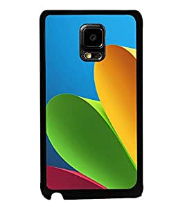 Colourful Paper 2D Hard Polycarbonate Designer Back Case Cover for Samsung Galaxy Note Edge :: Samsung Galaxy Note Edge N915FY N915A N915T N915K/N915L/N915S N915G N915D