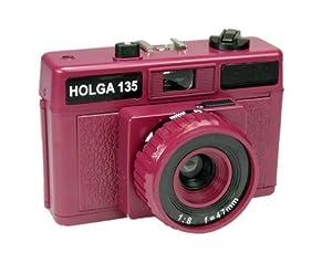 Holga 135 Camera - Wine