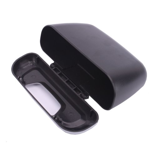 New Mini Auto Car Trash Rubbish Can Car Dustbin Garbage Dust Case Holder Box Bin Black