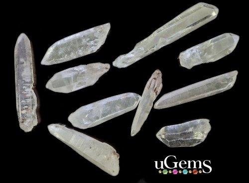 Clear Quartz Points