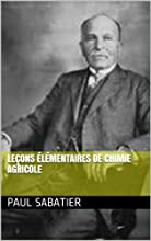 Le231ons 233l233mentaires de chimie agricole French Edition