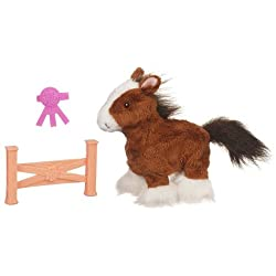 [Best price] Stuffed Animals & Plush - FurReal Friends Snuggimals Walkin' Ponies Whisper Moon Pet - toys-games