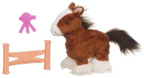 FurReal Friends Snuggimals Walkin' Ponies Whisper Moon Pet