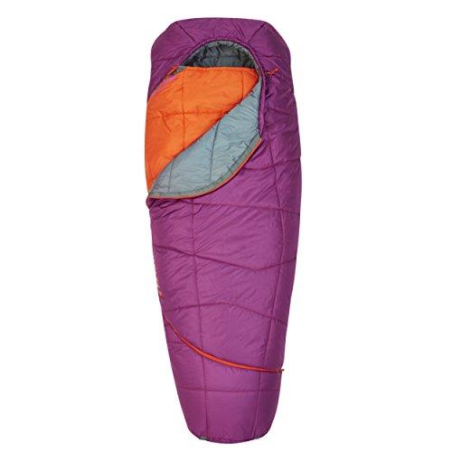 Kelty Women's TRU Comfort 20 Degree Sleeping Bag, Grape Juice/Fire Orange (Grape Juice Bag compare prices)