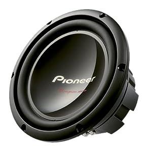 """Pioneer TS-W259D4 Champion Series 10"""" Dual 4ohm 1200 Watts"""