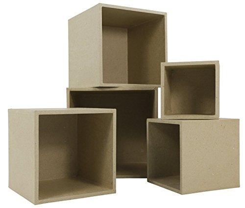 decopatch-10-x-10-18-x-18-cm-en-forma-de-cubo-de-marcos-juego-de-5