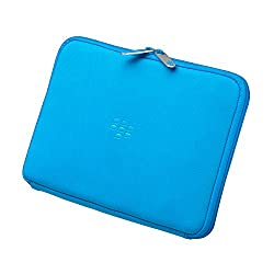 Research in Motion Sky Blue Zip Sleeve for BlackBerry PlayBook Tablet (ACC-39318-302)