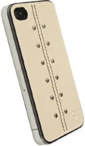 Krusell Kalix Mobile Under Cover 89508 for Apple iPhone 4 (Sand)