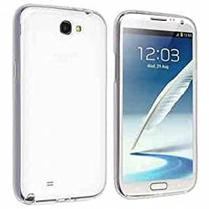 Transparent Soft Back Case Cover For Samsung Galaxy J5