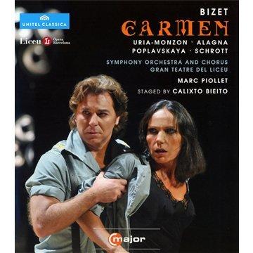 Carmen - Georges Bizet - Blu Ray