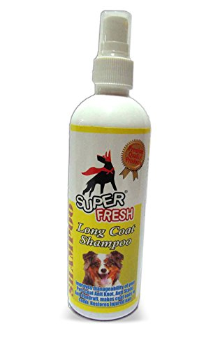 Super Dog Long Coat Shampoo 200 Ml (Pack Of 2)