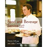 Food Beverage and Service Paperback.