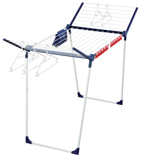 Leifheit, Pegasus 200 Dl, Large Clothes Airer Plus