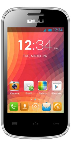 BLU Dash JR D140 Unlocked Dual Sim Photo