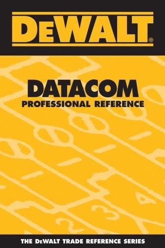 dewalt-datacom-professional-reference-dewalt-series-by-paul-rosenberg-2005-11-01