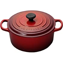 Le Creuset Signature Collection Round French Oven, 13-1/4 quart