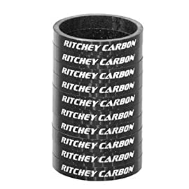 Ritchey Carbon Bicycle Headset Spacer - 1 1/8 inch