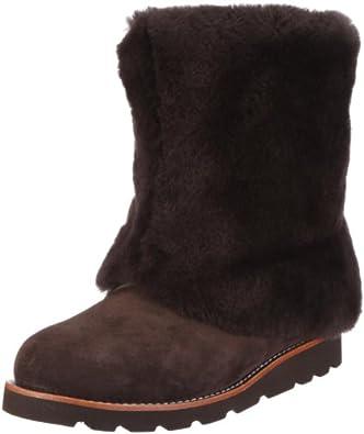 UGG Australia Women's Maylin Boots Chocolate Size 8
