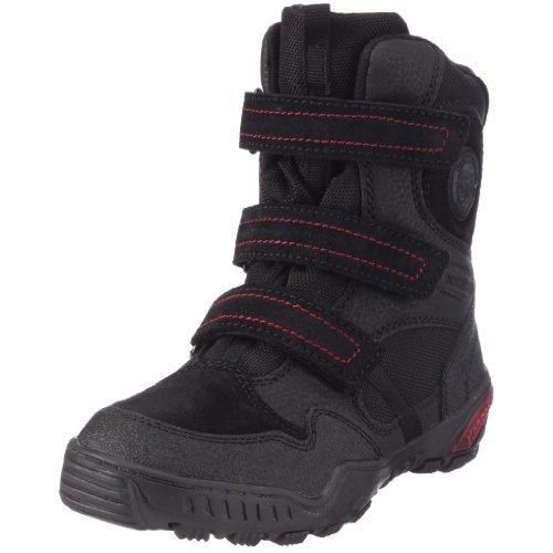 KangaROOS 10938 Wulf Boy's Boots - Black, EU 32