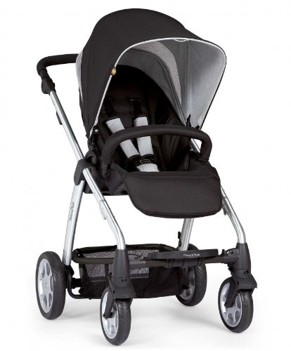 Why Choose Mamas And Papas Sola Stroller In Black
