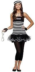 Fun World Costumes Women's Not Guilty Teen Costume